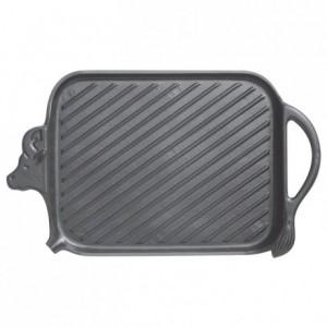 Beef grill fonte noir 370 x 220 mm
