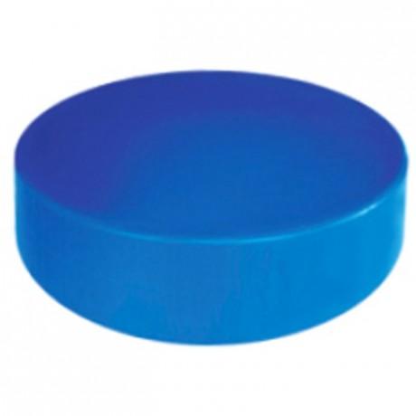 Billot PE bleu Ø 450 mm