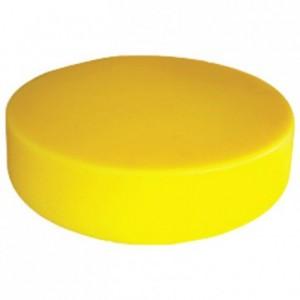 Billot PE jaune Ø 450 mm