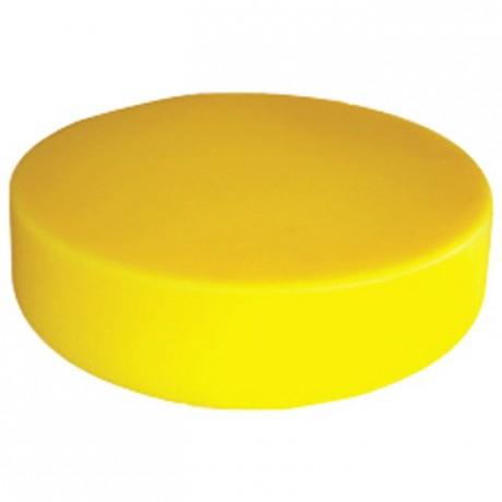 Choping block yellow Ø 450 mm