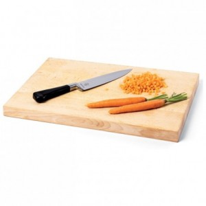 Beech chopping board 530 x 320 mm