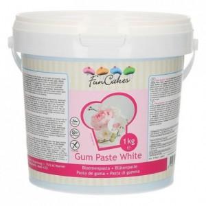 Gum Paste FunCakes blanc 1 kg