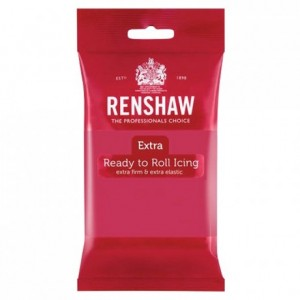 Pâte à sucre Renshaw EXTRA rose fuschia 250 g