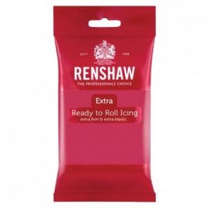 Renshaw Rolled Fondant EXTRA 250 g -Fuchsia Pink-