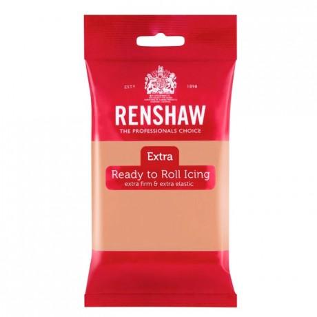 Renshaw Rolled Fondant EXTRA 250 g -Skin Tone-