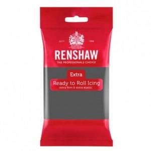 Pâte à sucre Renshaw EXTRA gris 250 g