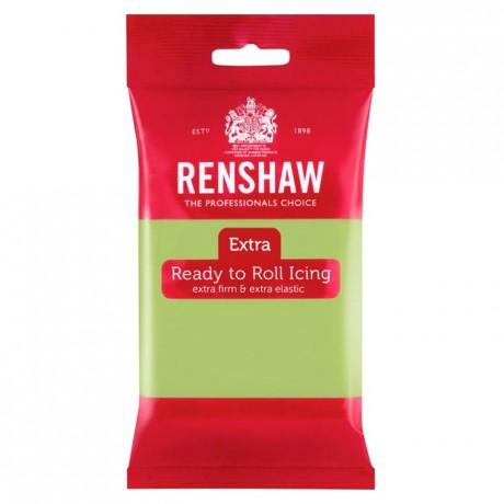 Renshaw Rolled Fondant EXTRA 250 g -Pastel Green-