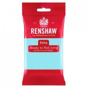 Pâte à sucre Renshaw EXTRA bleu œuf de canard 250 g