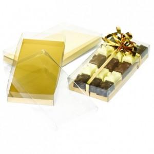 Rectangular box 400 g (25 pcs)