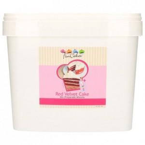 FunCakes Mix for Red Velvet Cake 5kg