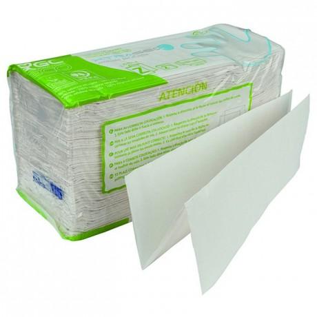 Essuie mains papier recyclé 3840 feuilles