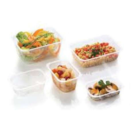 Heat sealing container 375 mL (150 pcs)