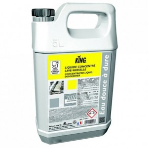 Dishwasher cleaner King 5 L