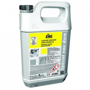 Liquid rinse drying King 5 L