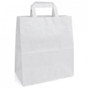 Paper shopping bag kraft 210 x 140 mm (50 pcs)