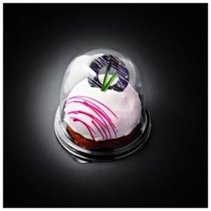 Dôme pour gâteaux individuels grand modèle (lot de 240)