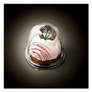 Socle pour dôme pour gâteau individuel grand modèle (lot de 240)