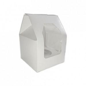 PastKolor cupcake box for 1 cupcake