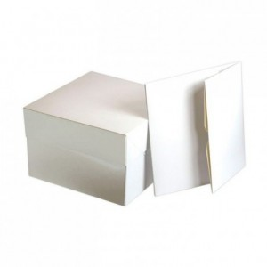 Boîte à gâteau PastKolor 30 x 30 x 15 cm