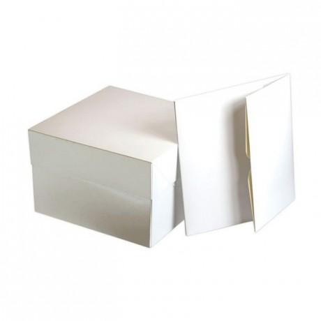 Boîte à gâteau PastKolor 35 x 35 x 15 cm