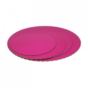 PastKolor cake board rose round Ø30 cm