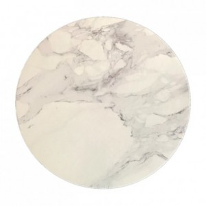 PastKolor cake board marble round Ø25 cm