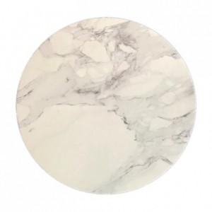 Semelle fine à gâteau PastKolor décors marbre ronde Ø25 cm