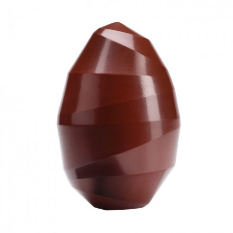 Chocolate mould « Origami eggs » 35 cm