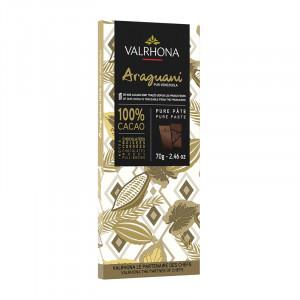 Araguani 100% chocolat noir pur Venezuela tablette 70 g