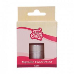 Peinture alimentaire FunCakes Lilac 30 mL