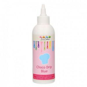 FunCakes Choco Drip Blue 180g
