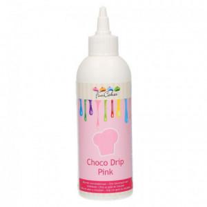 FunCakes Choco Drip Pink 180g