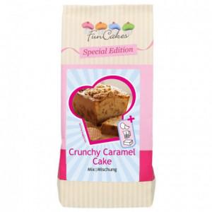 Préparation pour cake au caramel FunCakes 400 g