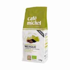 Café Mexique BIO grains 1 kg