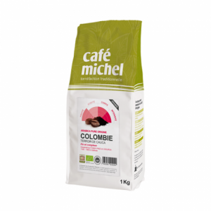 Café Colombie BIO grains 1 kg