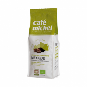 Organic ground coffee Mexico 250 g