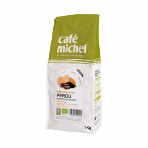 Organic coffee beans Peru 1 kg