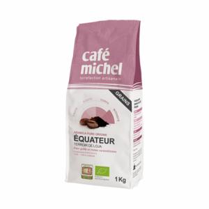 Café Equateur BIO grains 1 kg
