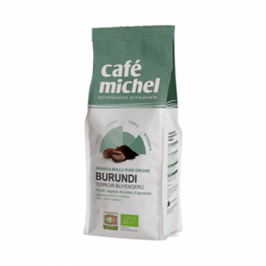 Organic ground coffee Burundi 250 g