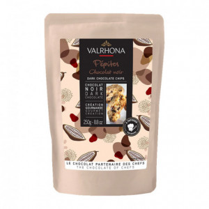 Pépites de chocolat noir 52% Valrhona 250 g