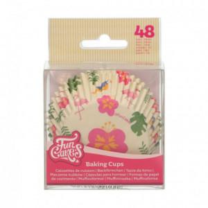 FunCakes Baking Cups Tropical pk/48