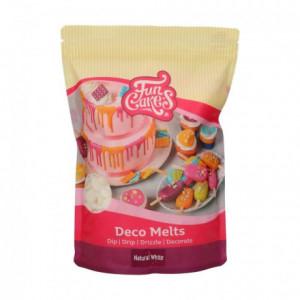 Deco Melts FunCakes blanc sans E171 1 kg