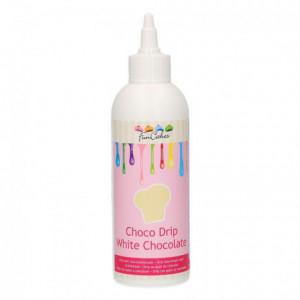 Choco Drip FunCakes White Chocolate 180 g
