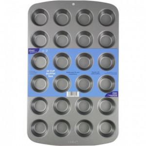 Moule à mini cupcakes Wilton 24 alvéoles
