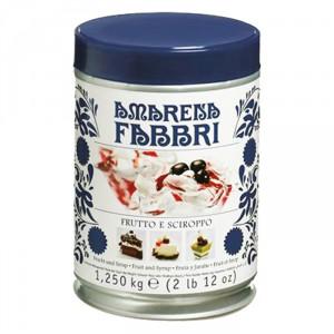 Amarena confites au sirop Fabbri 1,25 kg