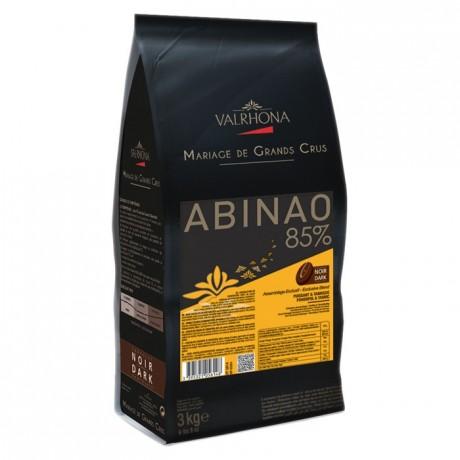 Abinao 85% dark chocolate Blended Origins Grand Cru beans 3 kg
