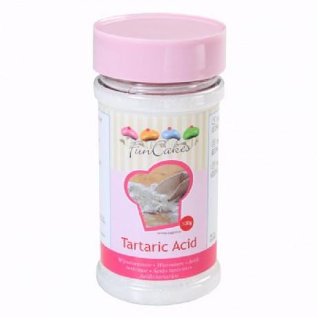 Acide tartrique FunCakes 100 g