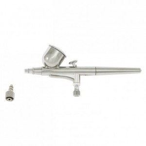 Standard double-effect airbrush