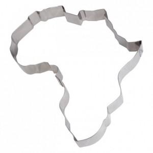 Afrique inox H60 490x410 mm (2 parties)