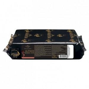 Alpaco 100% pure pâte de cacao Equateur blocs 3 kg